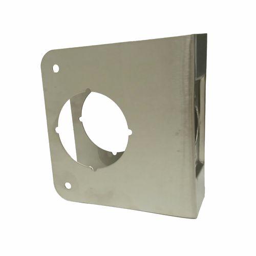 Adoored 70mm 1 Hole Backset Door Reinforcer