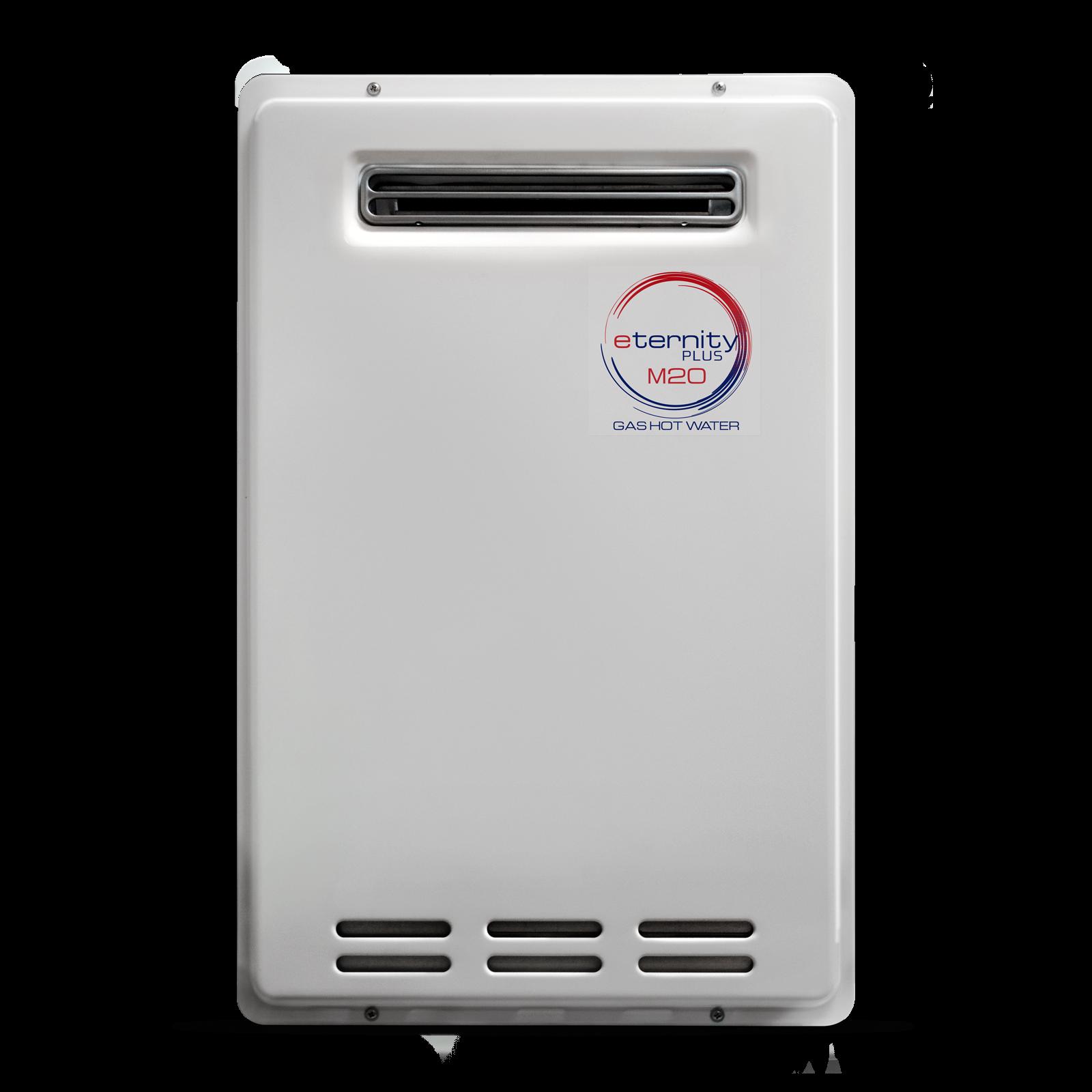 Chromagen Eternity Plus 20L Continuous Flow Hot Water Heater - LPG