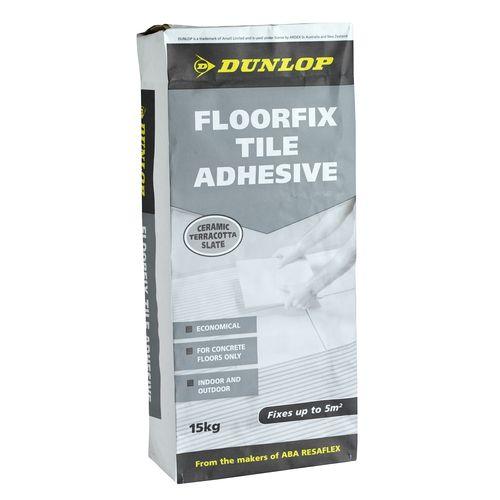 Dunlop 15kg Floorfix Tile Adhesive