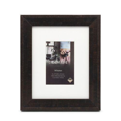 Winston 8 x 10inch/4 x 6inch Opening Coffee Photo Frame
