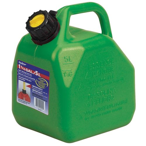 Scepter 5L Fuel Can Green