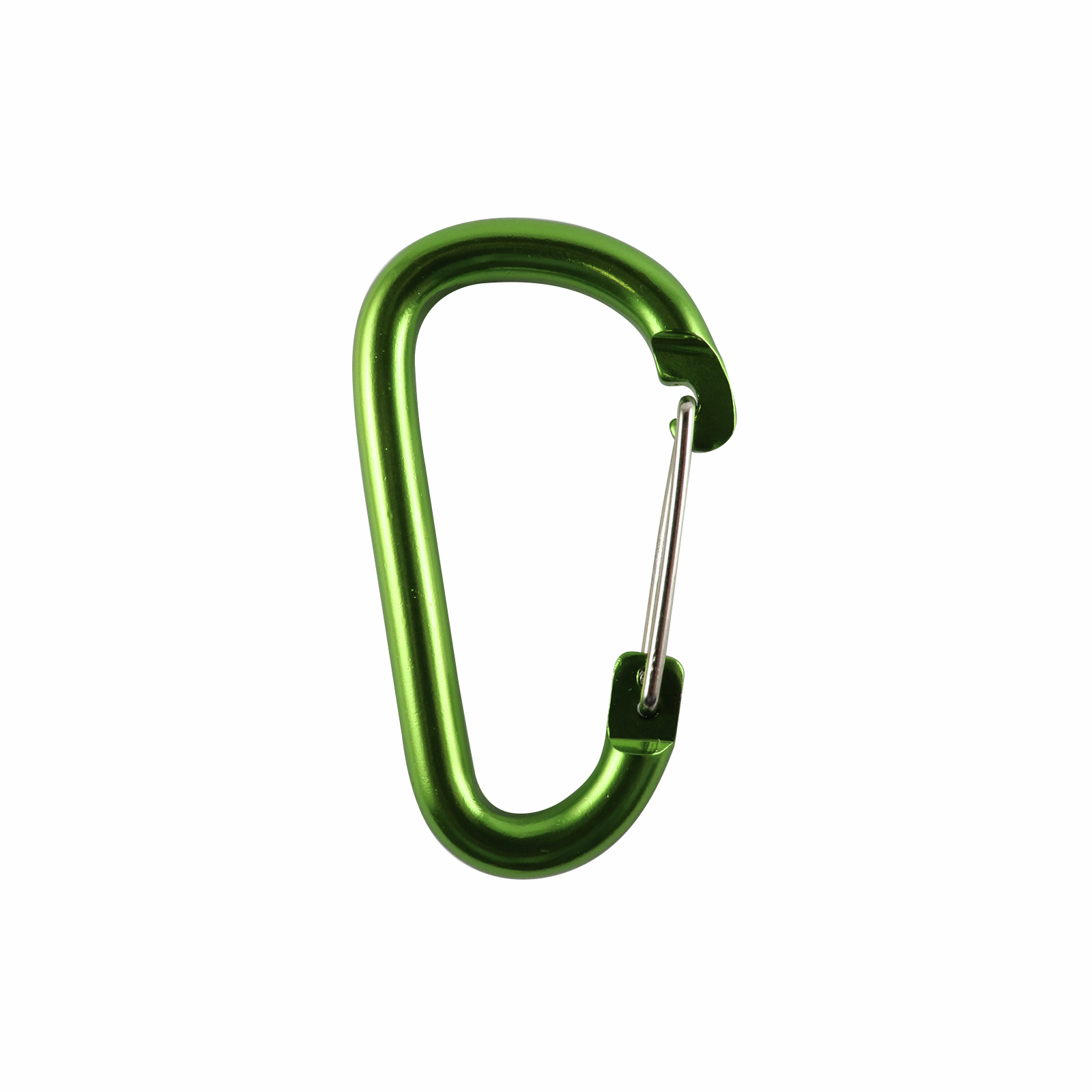 Key Essentials Key Ring Carabiner with Steel Gate