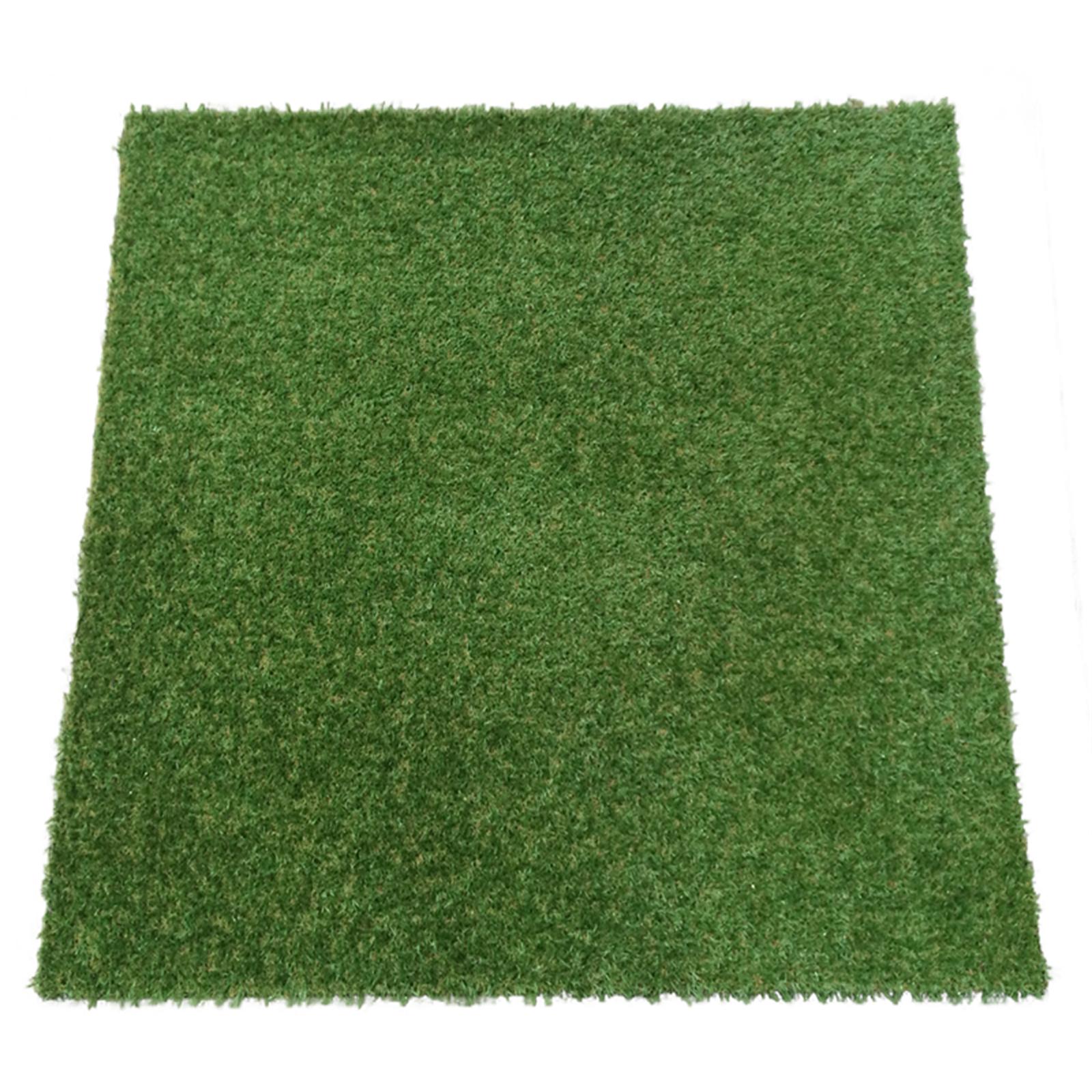 DIY Turf 1 x 1m 20mm Pile Grass Mat