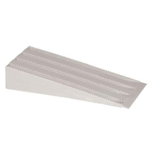 Builders Edge 20mm Grey Builders Wedge - 14 Pack