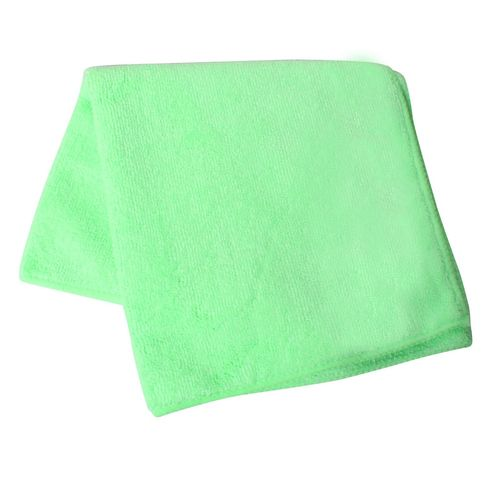 Sabco Professional Green Microwiz Cleaning Cloths - 5 Pack
