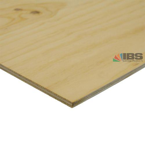 IBS Mini Panels  1200 x 1200 x 9mm Untreated CD Plywood