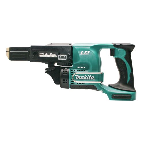 Makita LXT 18V Cordless Autofeed Collated Screw Gun - Skin Only