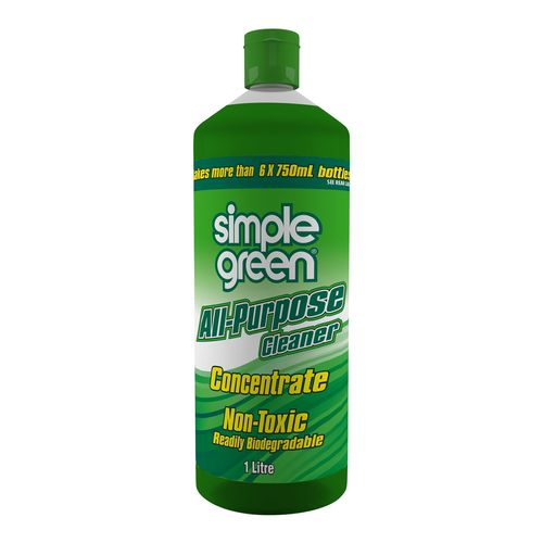 Simple Green 1L Green Concentrate All Purpose Cleaner
