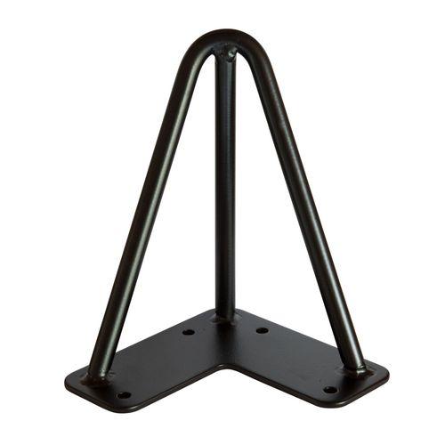 Taskmaster 150 x 10mm Hairpin Steel Table Leg
