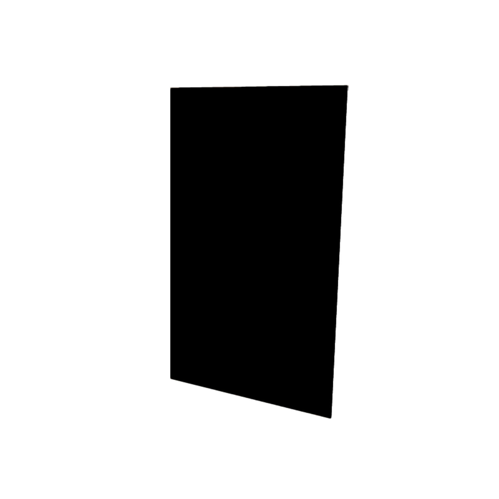 Vistelle 2070 x 1250 x 4mm Eclipse High Gloss Acrylic Bathroom Panel