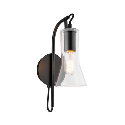 Verve Design Black Selena Wall Light