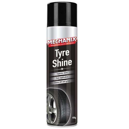 Mechanix 400g Tyre Shine