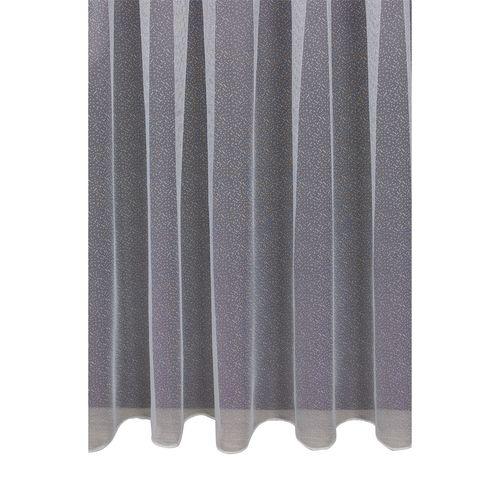 Homebase 1.5 x 1.6m Shadowline Sheer Curtain