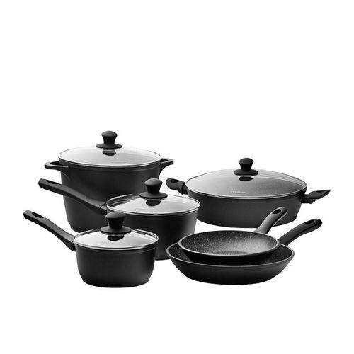 Pyrolux Pyrostone 6pc Cookware Set
