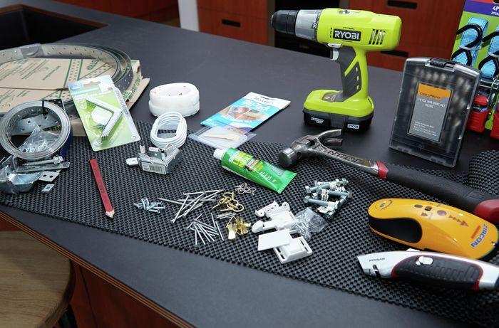 DIY Step Image - How to make your home earthquake safe . Blob storage upload.