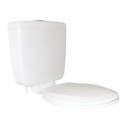 FIX-A-LOO Millennium Cistern with Toilet Seat & Link
