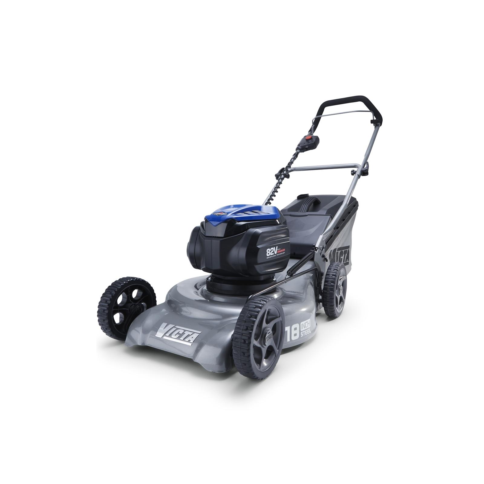 Victa 82V Power Cut Lawn Mower Kit