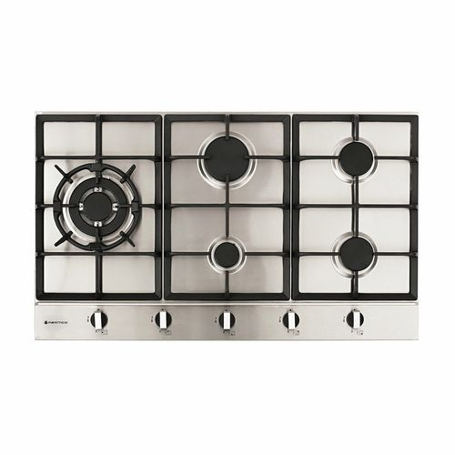 Parmco 900mm Stainless Steel Gas Cooktop