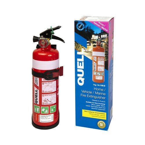 Quell Fire Extinguisher 1.0kg Gabe