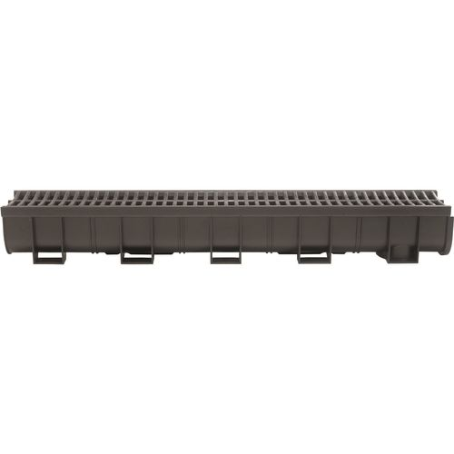 Everhard EasyDRAIN Polymer Grate & 1m Channel