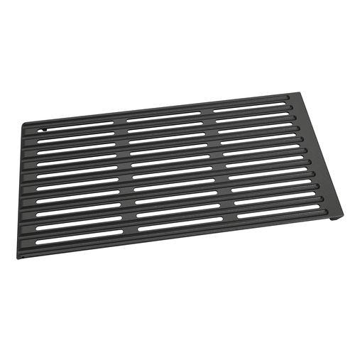 Matador Cast Iron Grill Plate - Black 240 x 480mm