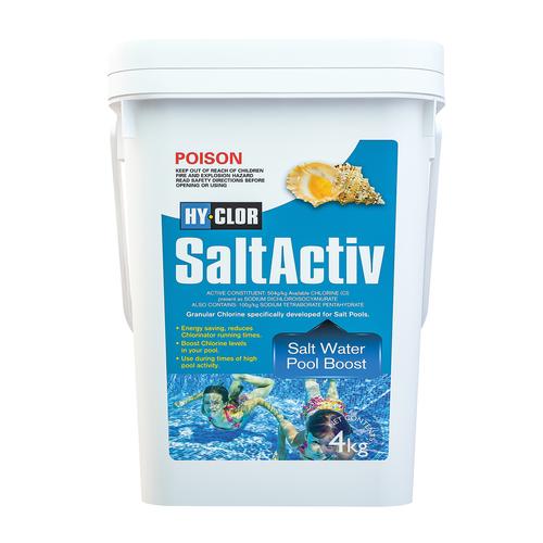 Hy-Clor 4kg Salt Activ Salt Boost