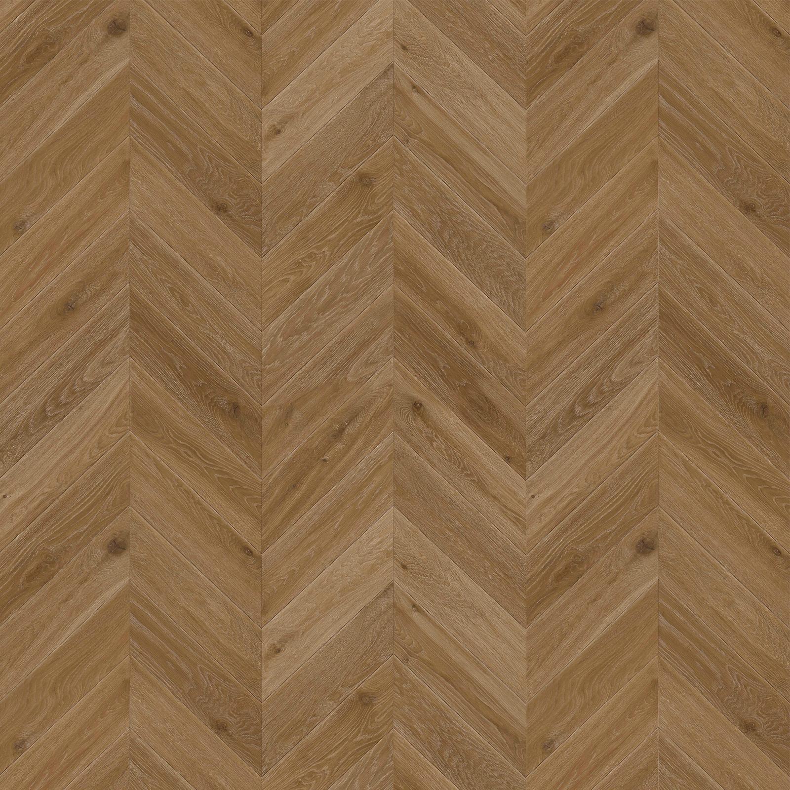 HanWood Design 8mm 2.2sqm Elegance Chevron Laminate Flooring