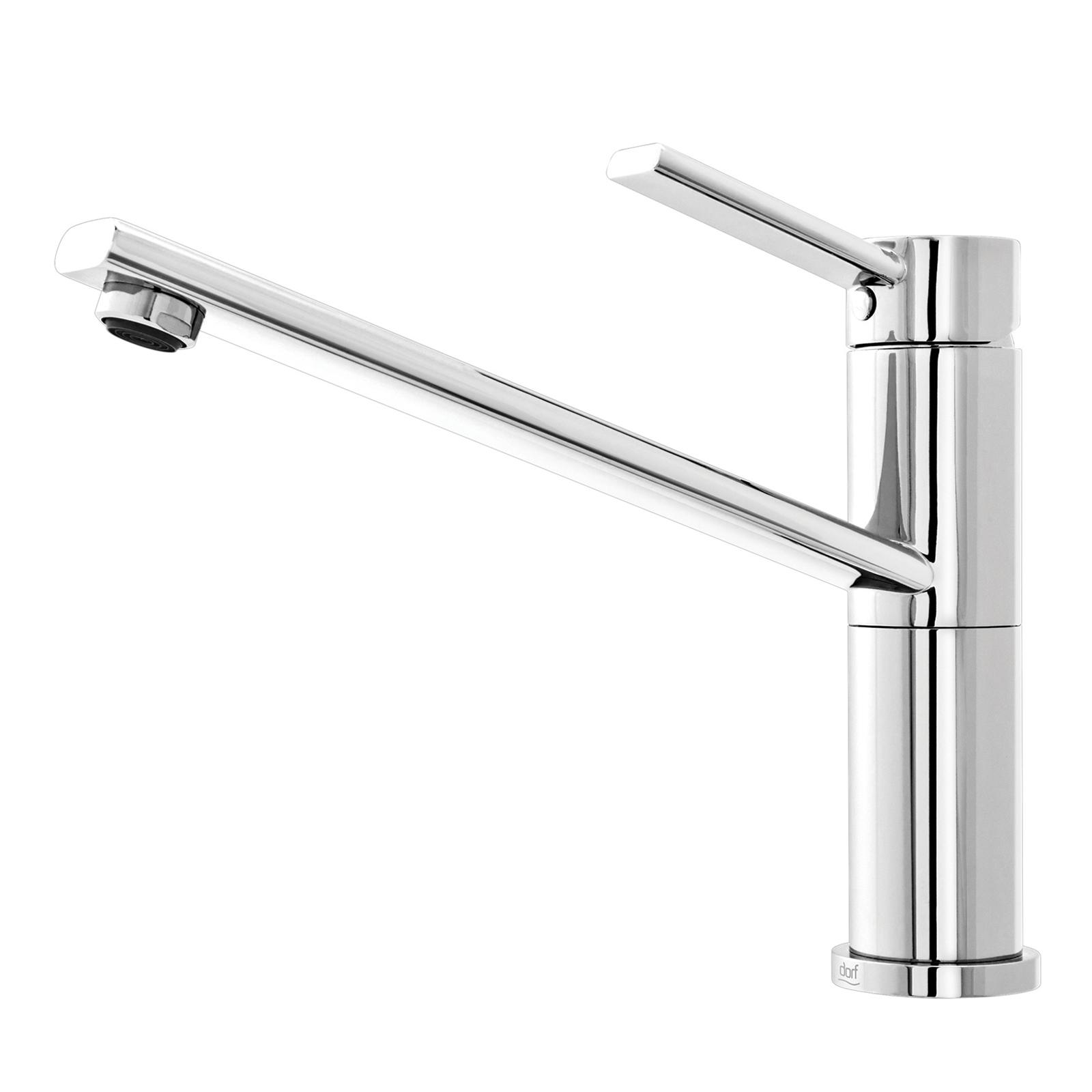 Dorf WELS 4 Star 7.5L/min Chrome Villa Sink Mixer
