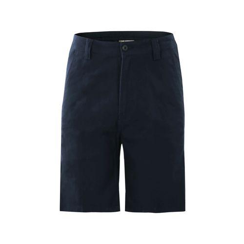 Craftright 77 Navy Oxford Trim Short