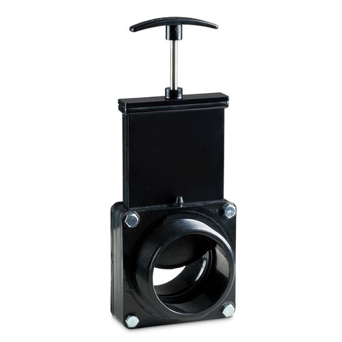 Australian Portable Toilets Rear Waste Valve