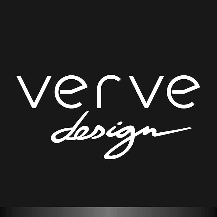 Verve design logo