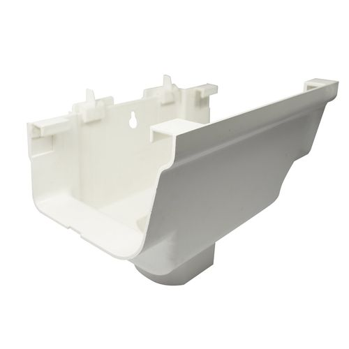 Icon Plastics 100 x 65mm Expansion Outlet With Backplate