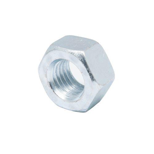 Zenith M12 Zinc Plated Hex Nut