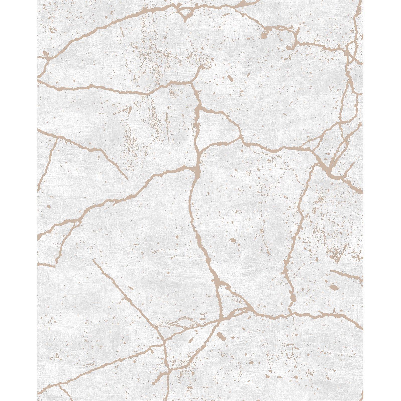 Superfresco Easy 1/2m Rose Gold Kintsugi Wallpaper Sample
