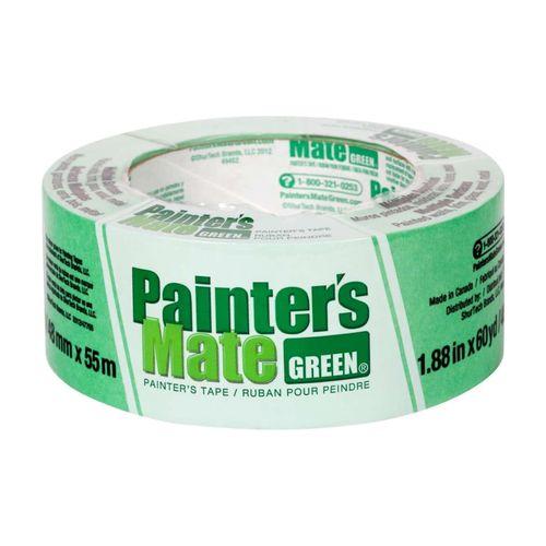Painter's Mate 48mm x 55m Green Painter's Tape