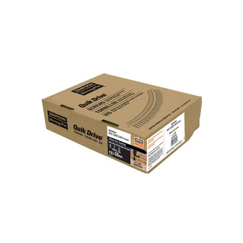 Simpson Strong-Tie 10g x 50mm Quik Drive Subflooring Collated Screws - 2000 Pack
