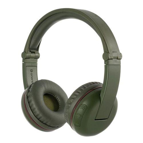 Buddyphones Play Children Bluetooth Headphones w/ Stickers/Audio Splitter Amazon