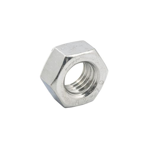 Zenith M16 304 Stainless Steel Hex Nut