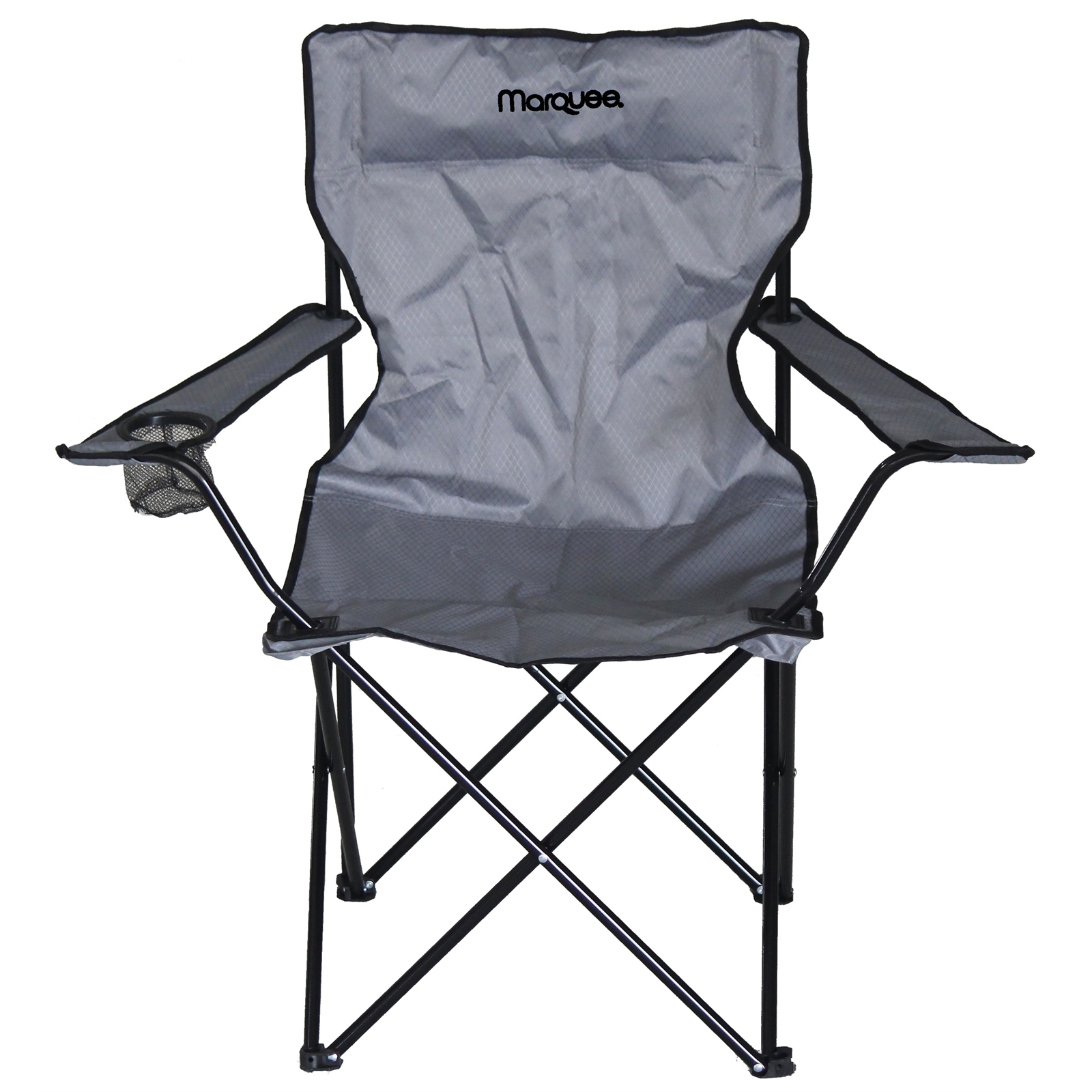 Marquee Adventurer Camp Chair - Grey