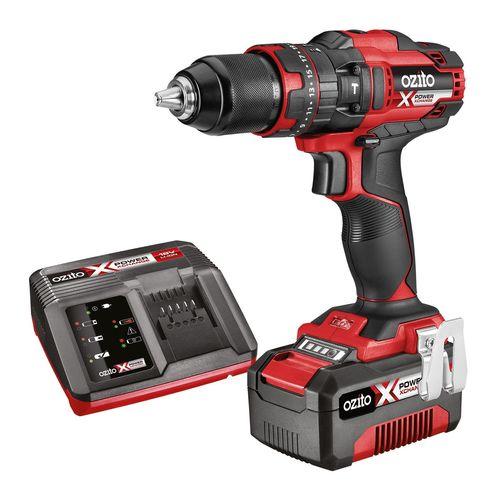 Ozito PXC 18V Hammer Drill Kit