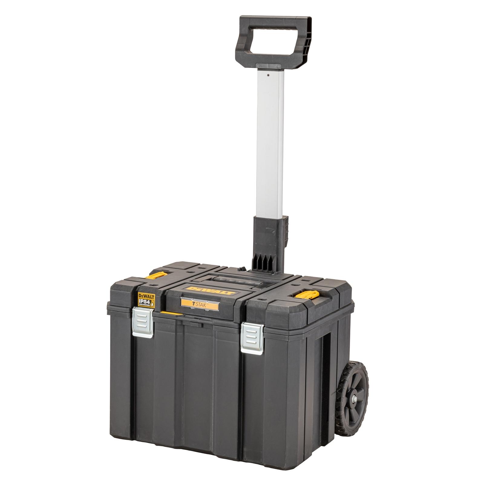 DeWALT TSTAK IP54 Mobile Storage Box