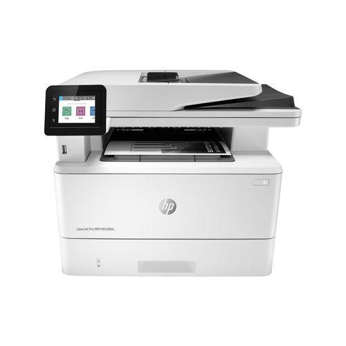 HP LaserJet Pro MFP M428FDN with Genuine HP Toner - Bundle