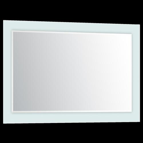 Mondella 900 x 500mm White Concerto Mirror