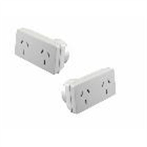 HPM Double Adaptor - 2 Pack