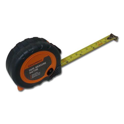 Craftright 3m / 10ft Tape Measure