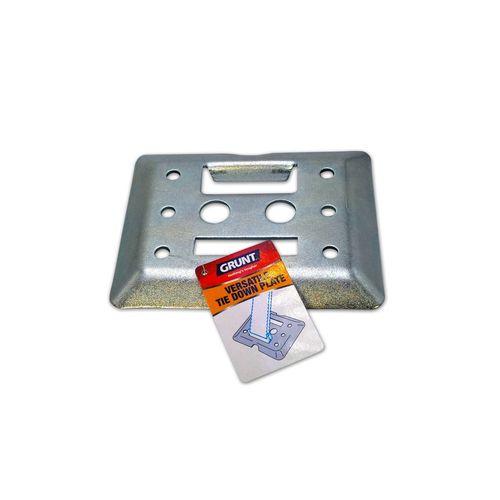 GRUNT E Track Versatile Fixing Plate