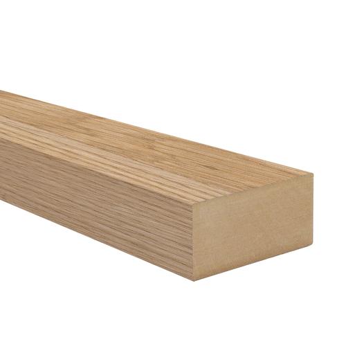 inBuilt 65 x 31mm 2.7m Natural Wood  Melamine Colourboard Batten