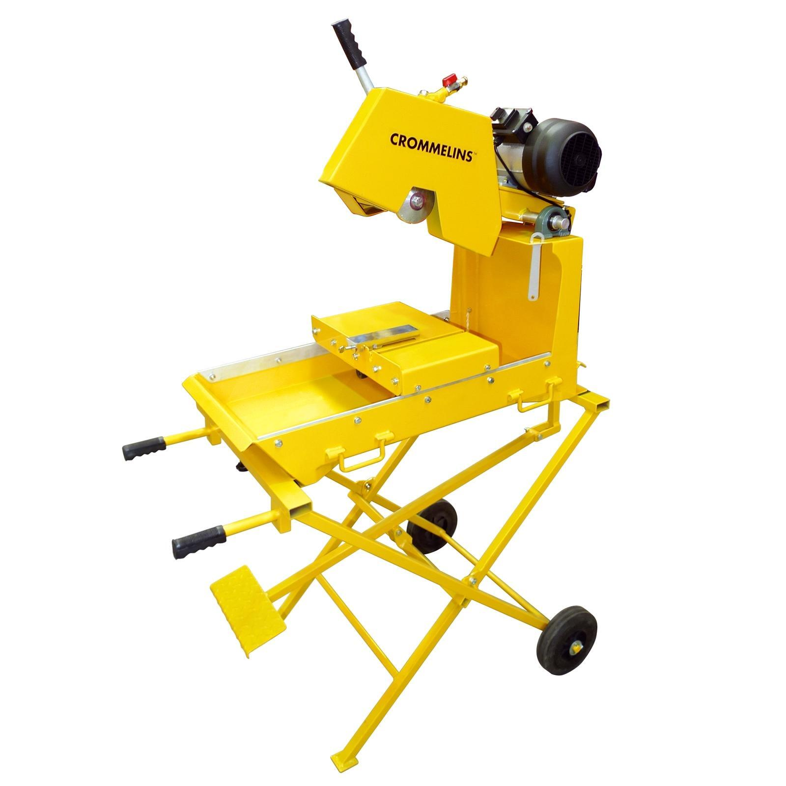 For Hire: Brick Saw with Blade