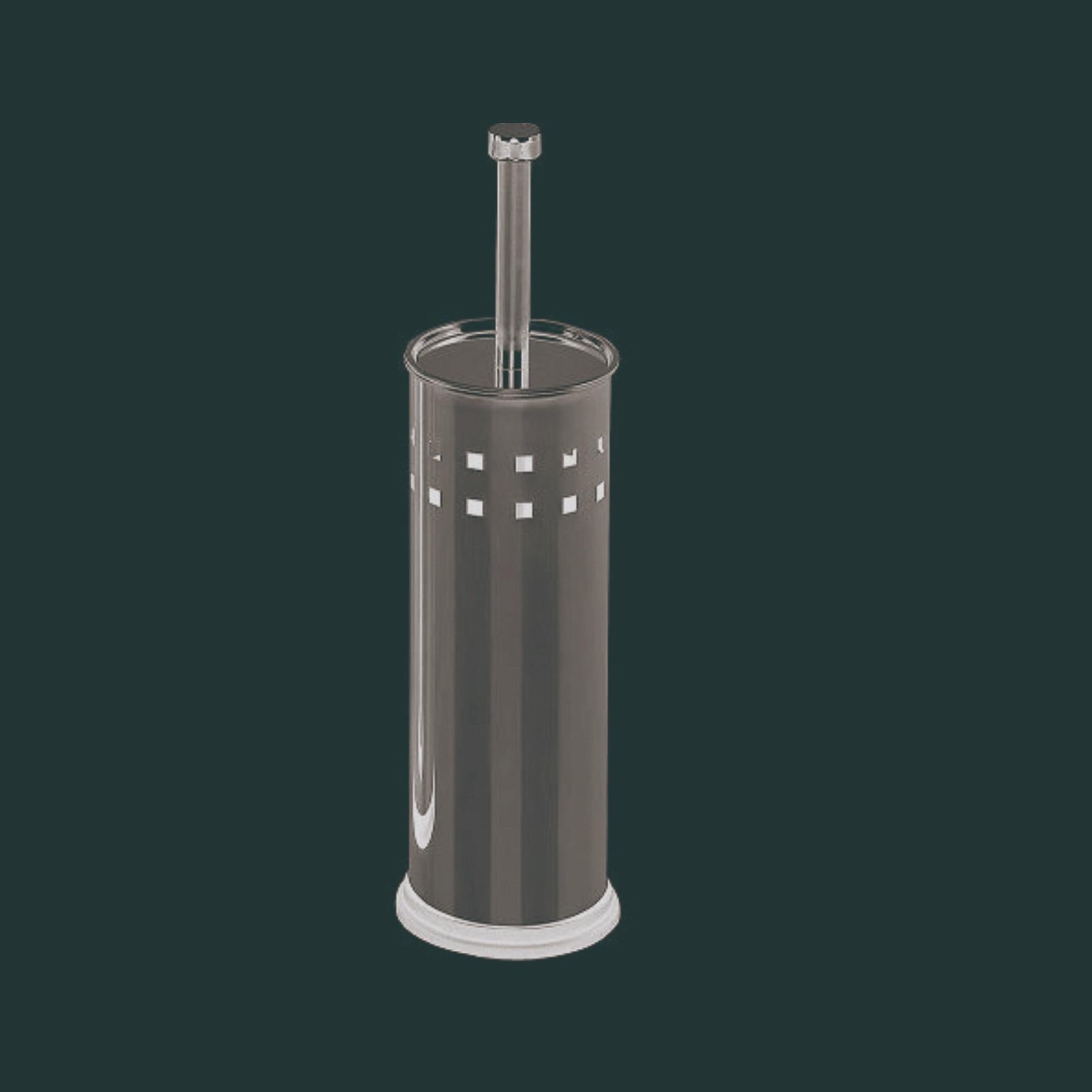Barelli Stainless Steel Toilet Brush And Holder
