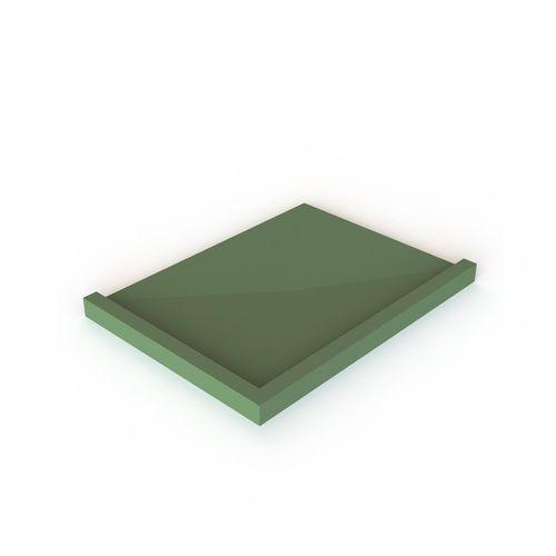 Stein 900 x 900mm Centre Waste QuickTile Tray